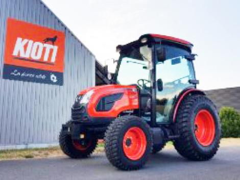A kiválóság alapvető a KIOTI traktoroknál