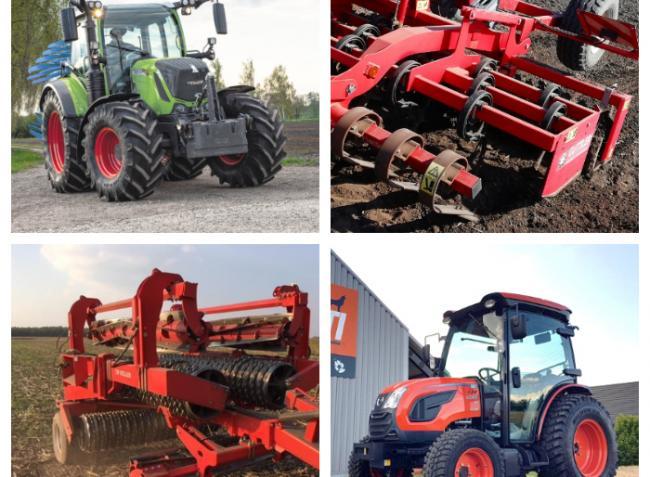 Sokoldalú traktorok, lengyel pótkocsik és kemény munkára tervezett gépek
