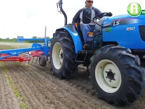 Megérkeztek az LS traktorok Magyarországra! – GÉPPRÓBA VIDEÓ!