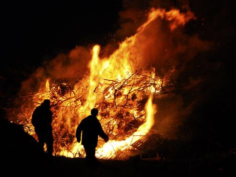 Az Alföldön is megszűnik a tűzgyújtási tilalom