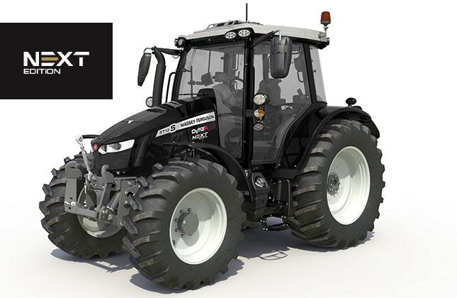 Massey Ferguson Next Edition 5713 S