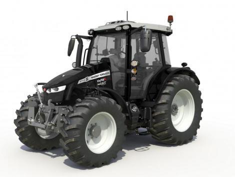130 LE-s prémium Massey Ferguson traktor őszi előrendelési akció!