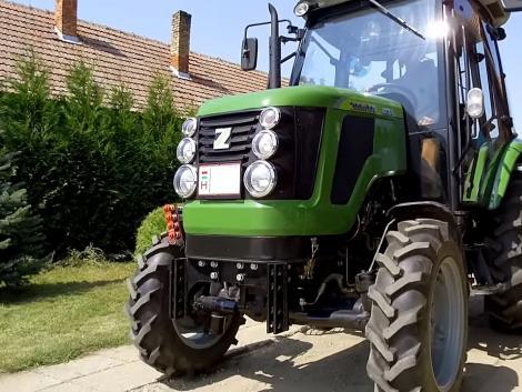 Legyen kert, traktor, köztér, vagy elektromos jármű – mi zölden tervezzük a jövőt! – VIDEÓ