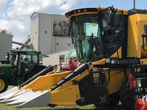 Európa legnagyobb kapacitású kukorica és napraforgó vetőmag-kutatóbázisát adták át Mezőtúron