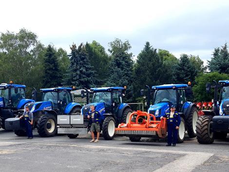 """Agrotec """"HONFOGLALÓ"""" Online Agrár Roadshow – New Holland gépbemutatók extrákkal a Gazdák tolmácsolásában"""