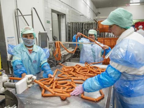 Több száz millióból bővül Magyarország egyik meghatározó pulykafeldolgozója