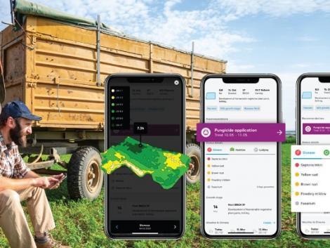 A digitális gazdálkodás felívelőben a fenntarthatóbb és kifizetődőbb növénytermelésért