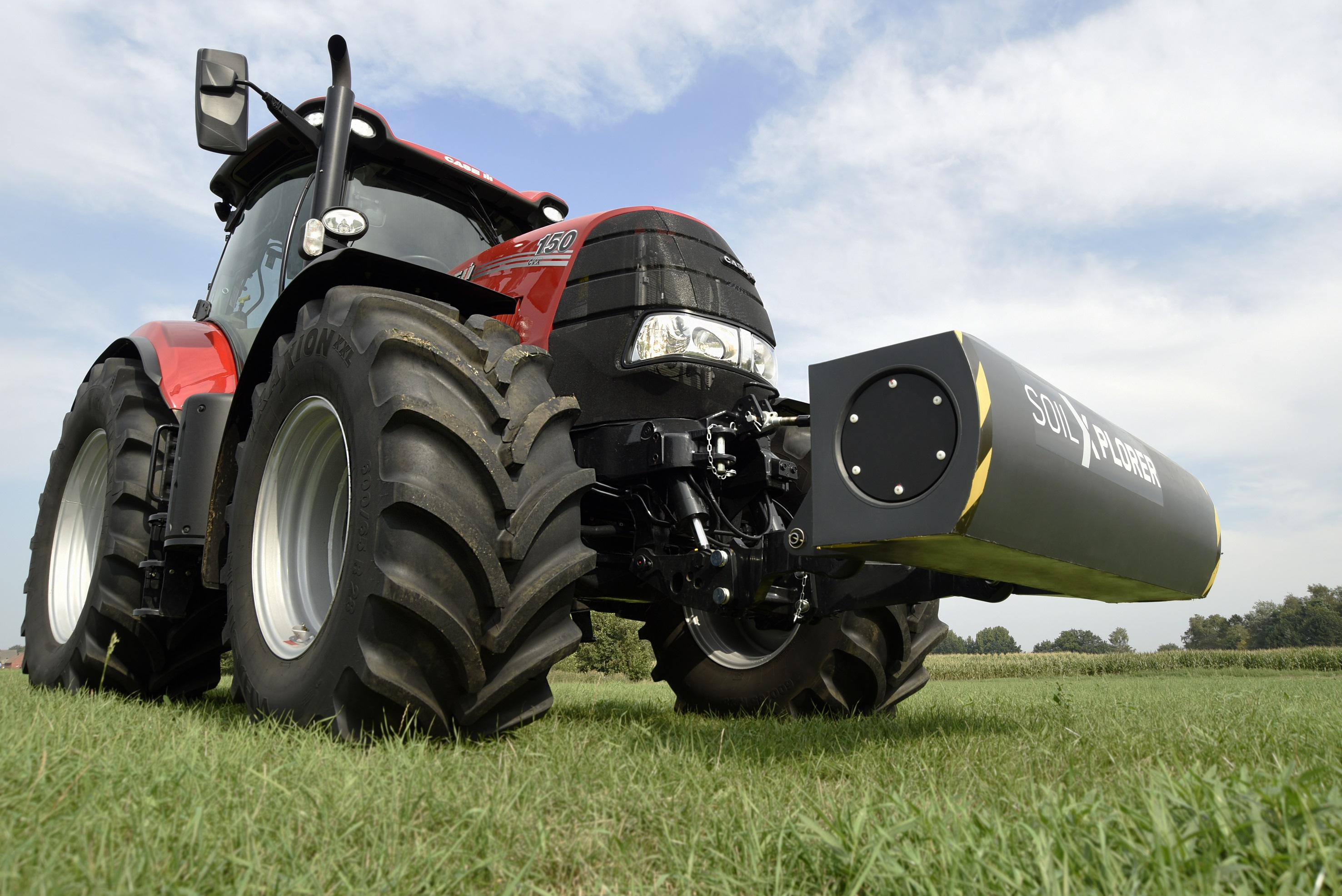 Case IH traktor