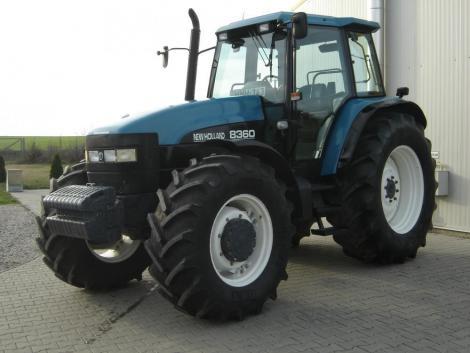 Traktorok, 100-150 lóerő között