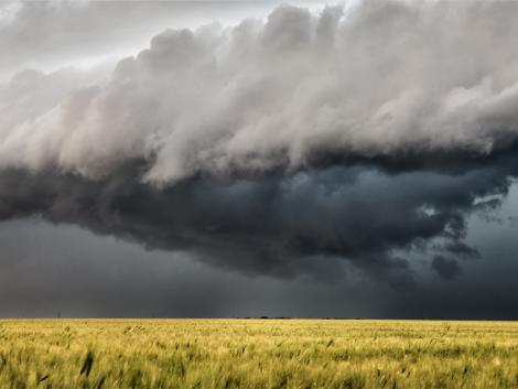 Vihar előtti csend: péntek délutántól csapadékosabbra fordul az idő