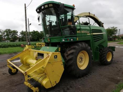 Önjáró és a vontatott silózók az Agroinform piactérről