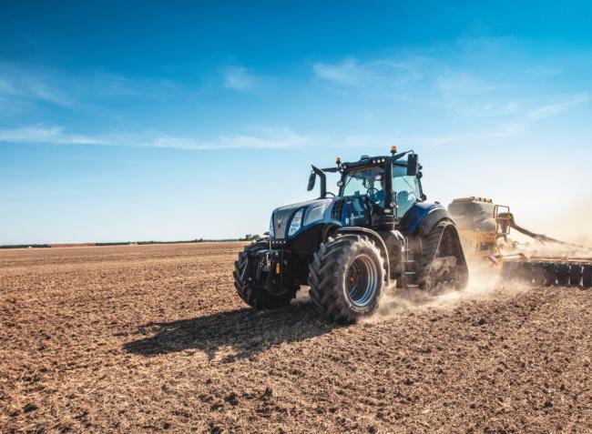 Új New Holland T8 Genesis traktorok: erőgépek, precíziós gazdálkodásra tervezve