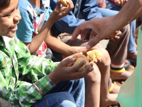 Egy magyar cég is azon dolgozik, hogy egyetlen gyermeknek se kelljen éheznie többé