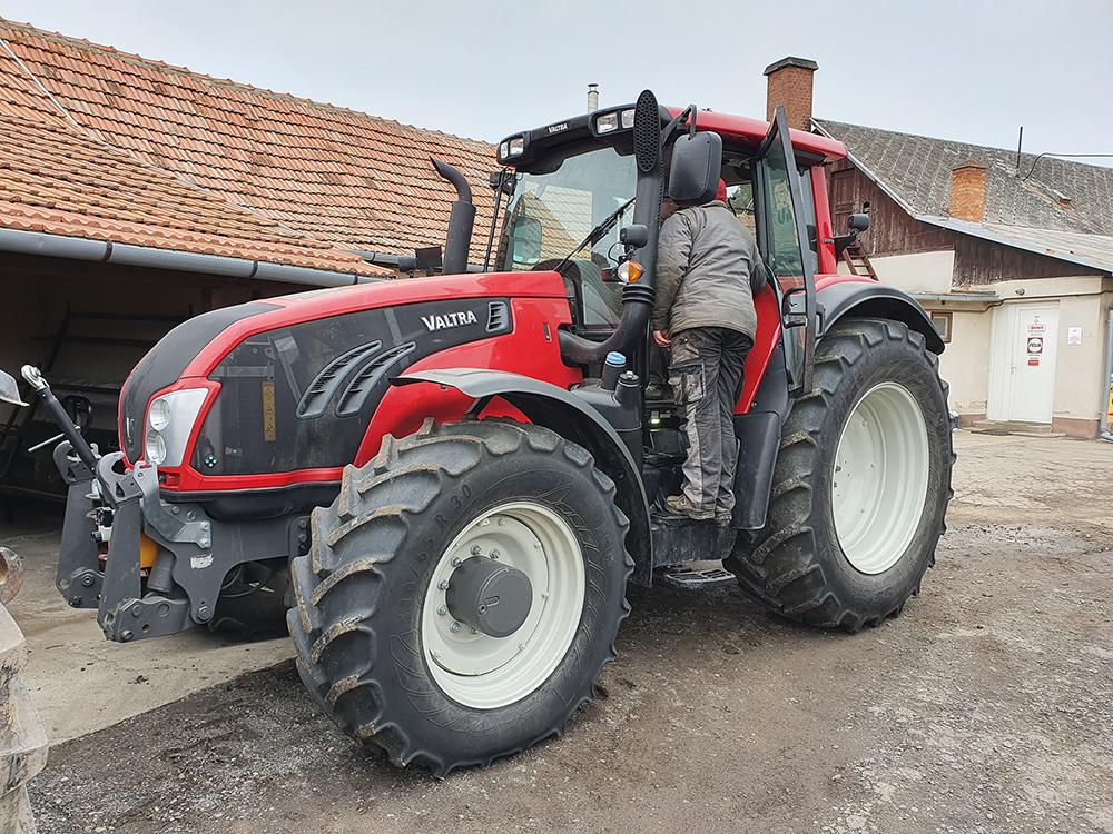 traktorfülke