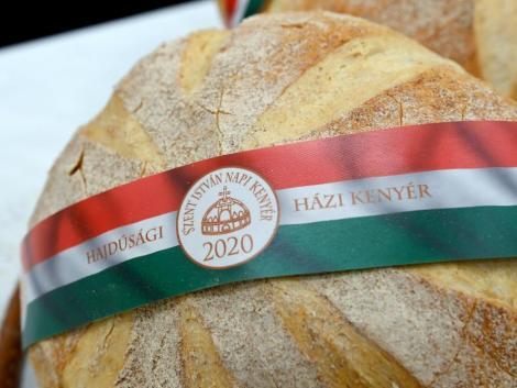 A Hajdúsági házi kenyér lett a befutó