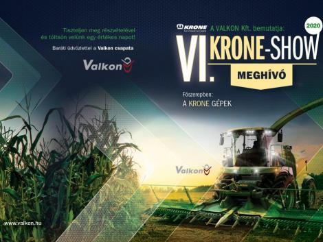 Főszerepben a KRONE gépek