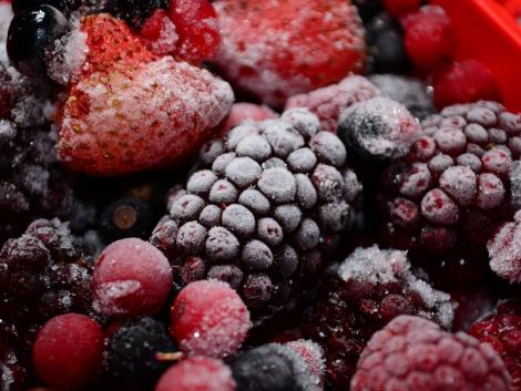 Egészséges-e a fagyasztott gyümölcs?