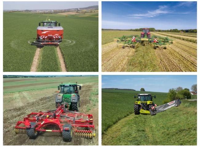 Maratoni gépbemutató, új Massey Ferguson traktorszéria és a legkelendőbb traktorok