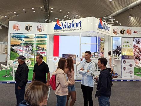 A legszebb és leginnovatívabb stand címet a Vitafort nyerte el a XXIX. Farmer Expón! – VIDEÓ