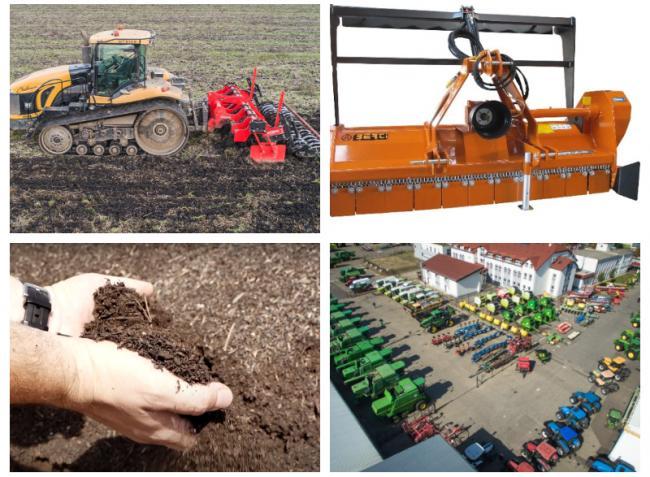 Új Deutz-Fahr traktor, használtgép-árzuhanás és OROS alkatrészek