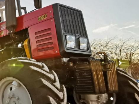 MTZ Belarus traktorokkal és új márkákkal készül a Royal Traktor az ÁTK pályázatokra!