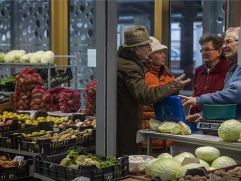 Helyi termelői és kézműves piac nyílik Zalaegerszegen