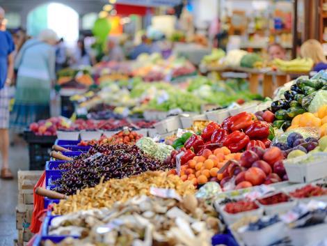 Csillagászati árak a gyümölcspiacokon
