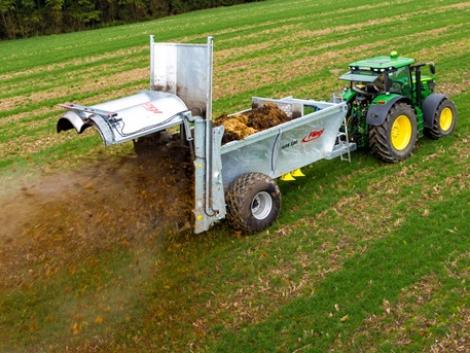 Hazai gépek magyar gazdáknak – Fliegl ajánlatok az ÁTK pályázathoz