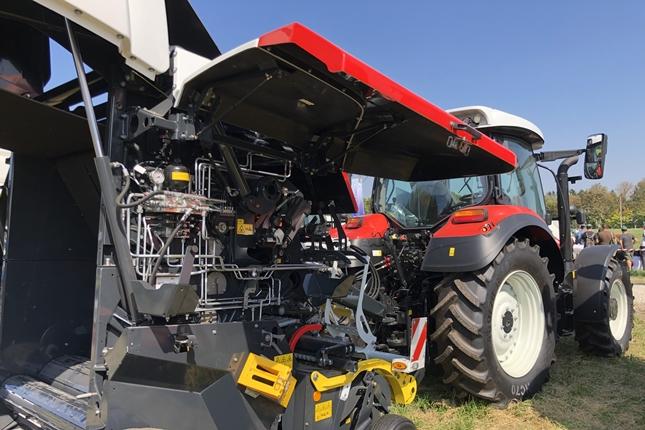 Steyr traktor