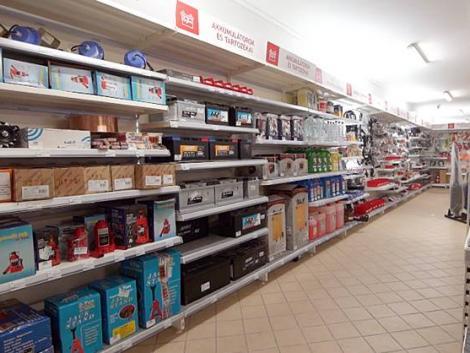 25.000 termékkel vár a HABI önkiszolgáló alkatrész áruháza!
