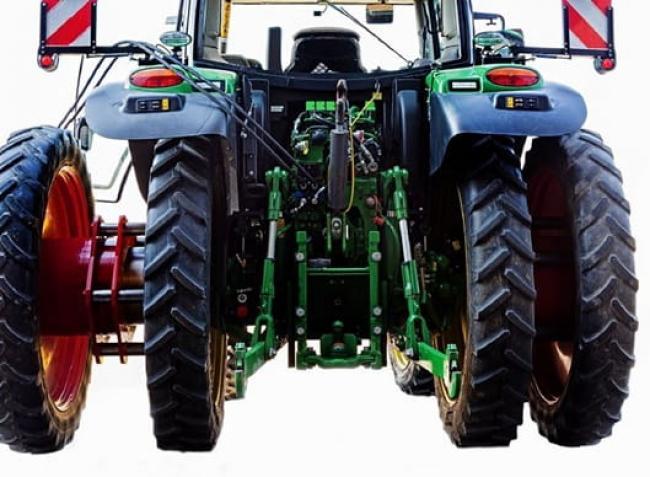 Hidraulikus nyomtávállítású ikerkerék a talajtaposási károk mérsékléséért