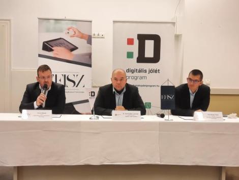 Fejlődhet a pénzügyi digitalizáció – együttműködési nyilatkozott kötött a DJP és az EFISZ