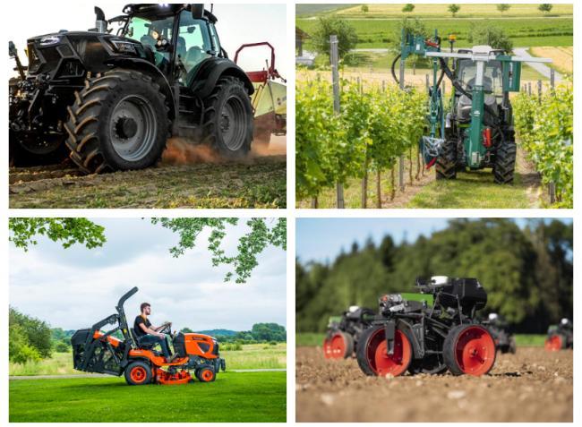 Gépújdonságok, online bemutatók és a gazdák kedvenc traktorai