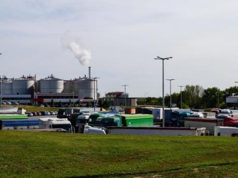 Csökken a klórgázképződés a dunaföldvári etanolüzemben