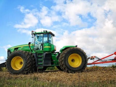 Felpezsdült a használt mezőgazdasági gépek piaca