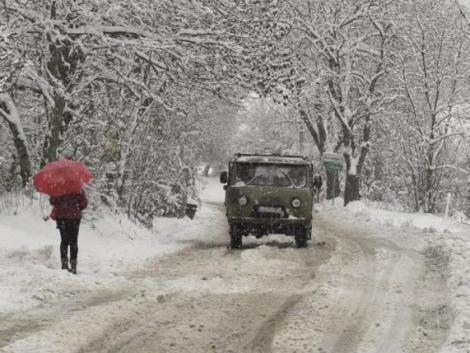 Zordabbra fordul az időjárás: északkeleten akár havas eső és hó is lehet