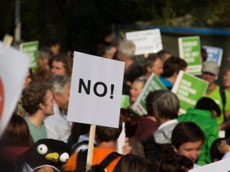 Tüntettek a lengyel gazdák az állatvédelmi törvény módosításai ellen