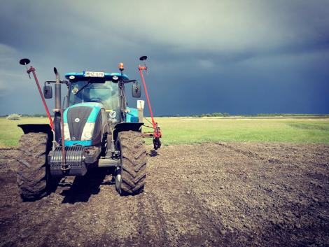 Növényvédelmi előrejelzés: Megakadtak a munkák; el tudunk még vetni idén?