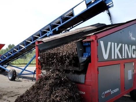 A 100. magyar gyártású Viking osztályozógép is gazdára talált!