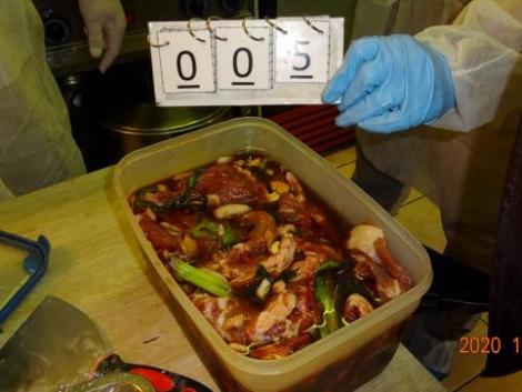 Szörnyű állapotokat talált a Nébih egy fővárosi étteremben