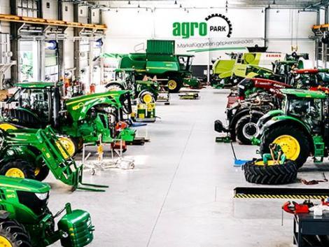 A legnagyobb gépmárkák, biztonságos vásárlás és szakképzett szervizháttér