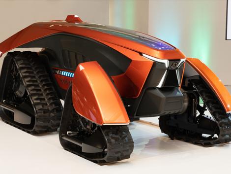 Szintet lép a Kubota – amerikai gyártóval fejlesztik a jövő taktorát