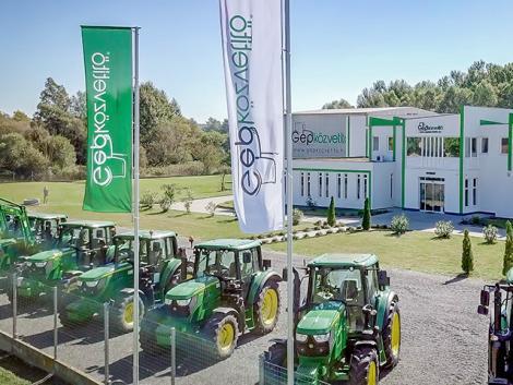 Miért most vegyen John Deere traktort?
