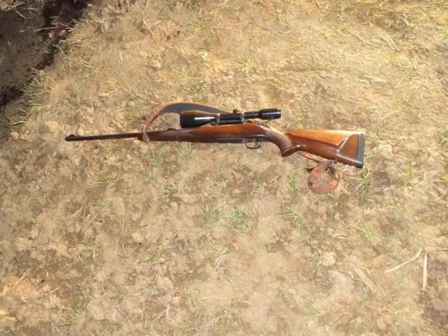 fejbe lőtte vadásztársát egy rendőr