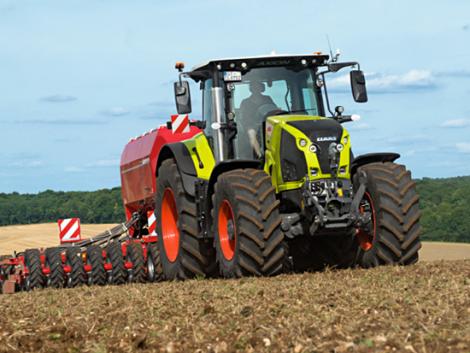 Ez az 1500 üzemórás CLAAS traktor remekelt a tartós teszten