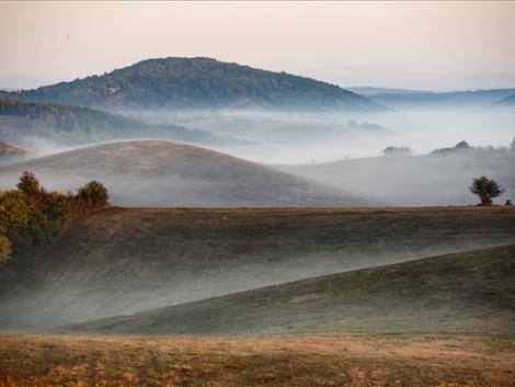 Az éjjel képződő köd nem mindenhol fog nyom nélkül eltűnni