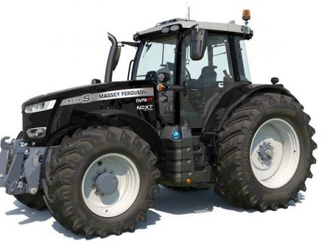Massey Ferguson kifutó traktorszéria bejövős árakkal!