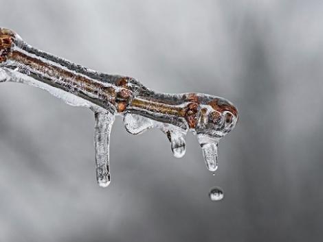 Szélsőséges időjárás, extrém hideg tél jöhet