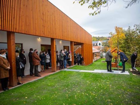 Természetjárók, új látogatóközpontot adtak át a Pilisben!