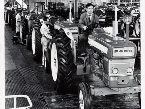 A New Holland gépek 125 éves története